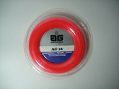AG 16 Synthetic Gut Tennis String Reel-16-Pink