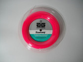 AG Fantasy Nylon Tennis String Reel-Pink