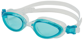 Leader Omega Women's Swim Goggles - Teal/Clear