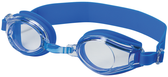 Leader Castaway Swimming Goggles - Clear/Blue