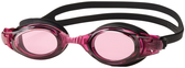 Leader Surfer Swimming Goggles Narrow - Plum/Black