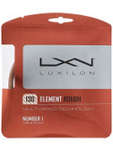 Luxilon Element Rough 1.30 Tennis String Set