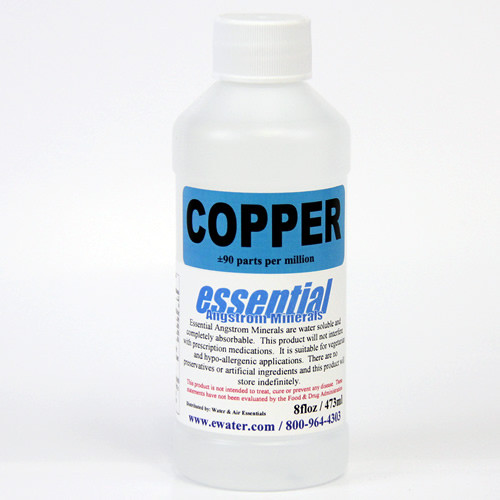 Angstrom Mineral Copper