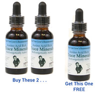 3 Amino Acid Rich Trace Minerals For The Price of 2