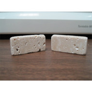 Microwave Oven Harmony Bricks (Set of 2)