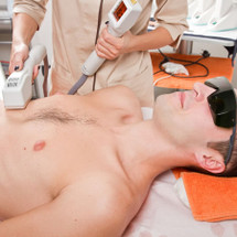 IPL Hair Removal - Mens - Chest