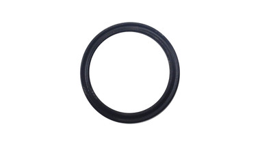 Quad Ring, Black Viton/FKM Size: 127, Durometer: 75 Nominal Dimensions: Inner Diameter: 1 39/92(1.424) Inches (3.61696Cm), Outer Diameter: 1 17/27(1.63) Inches (4.1402Cm), Cross Section: 7/68(0.103) Inches (2.62mm) Part Number: XP75VIT127