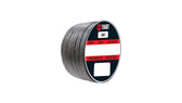 Teadit Style 2007 Braided Packing, Expanded PTFE, Graphite Packing,  Width: 1 (1) Inches (2Cm 5.4mm), Quantity by Weight: 25 lb. (11.25Kg.) Spool, Part Number: 2007.100x25