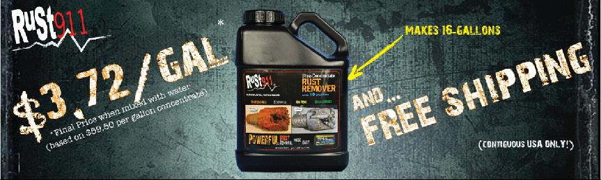 Rust911 discount low cost