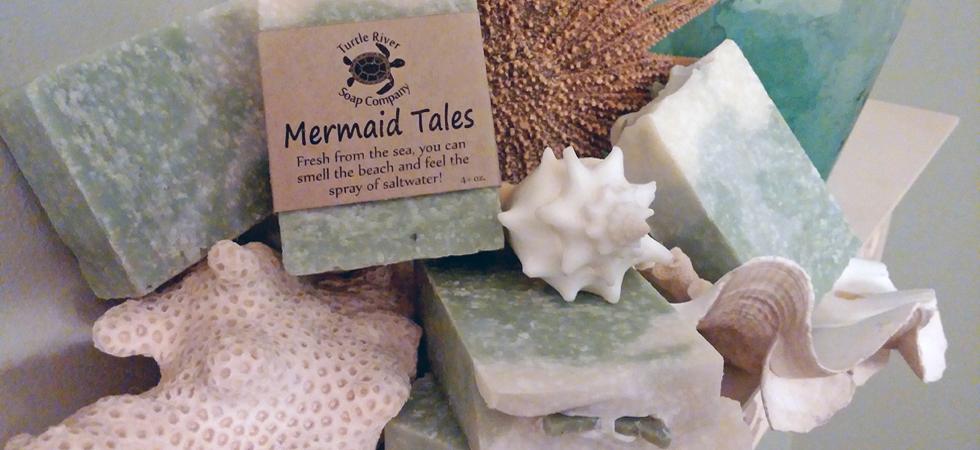 Mermaid Tales soap