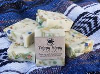 Trippy Hippy handmade soap
