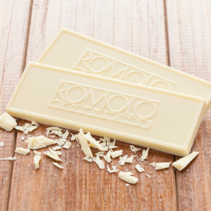 Solid White Chocolate Bar