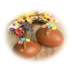 Milk Chocolate Easter Eggs