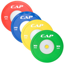 "2"" Full Color Competition Bumper Plates"