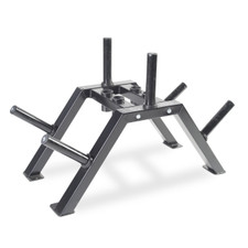 CAP Barbell Olympic Plate & Bar Rack, 2""