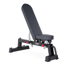 CAP+ 7 Position Utility Bench with wheels