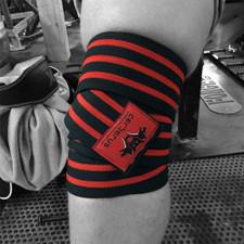 Cerberus Ultra Knee Wrap