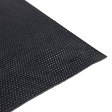 CAP Barbell Heavy Duty Rubber Equipment / Weight Lifting Mat