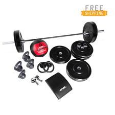 WF Athletic Supply WARRIOR Cross Training Package