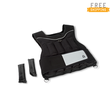 CAP Barbell 20-Pound Adjustable Weighted Vest