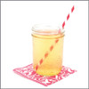 Iced Peach Green Tea Visual Recipe with Comprehension Sheets: 21 Pages