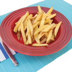 Baked French Fries  Visual  Recipe And Comprehension Sheets: Pages 22