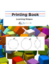 Printing Book - Learning Shapes