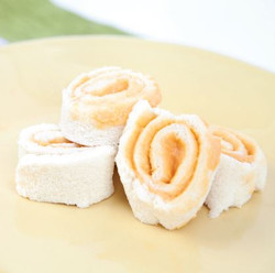 Cheese Spread Sandwich Roll Ups And Comprehension Sheets: Pages 17-( Lv 1)