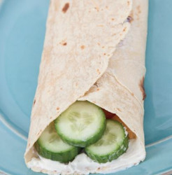 Cucumber Cream Cheese Wrap Recipe And Comprehension Sheets: Pages 18