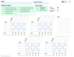 Blank Data Sheet: 1 Page