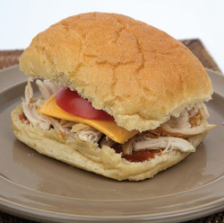 Chicken with Cheese & Tomato Sandwich Visual Recipe & Comprehension Sheets: 25 Pages