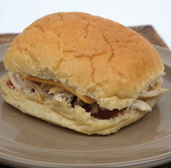 Chicken Sandwich with Cheese Visual Recipe &  & Comprehension Sheets: 25 Pages