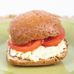 Egg Salad & Tomato Sandwich Texture Friendly Visual Recipe  & Comprehension Sheets: 26 Pages