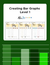 Learning Bar Graphs Level 1: Pages 12