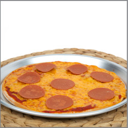 Pepperoni  Cheese Pizza Visual Recipe And Comprehension Sheets: Pages 21-( Lv 1)