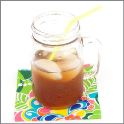 Nestea Wild Berry Ice Tea Visual Recipe with Comprehension Sheets: 17 Pages