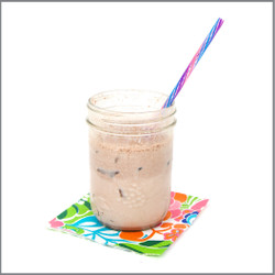Iced Hot Chocolate Drink Visual Recipe And Comprehension Sheets: Pages 17