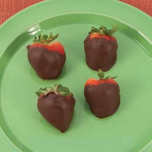 Chocolate Dipped Strawberries   Visual  Recipe And Comprehension Sheets: Pages 23