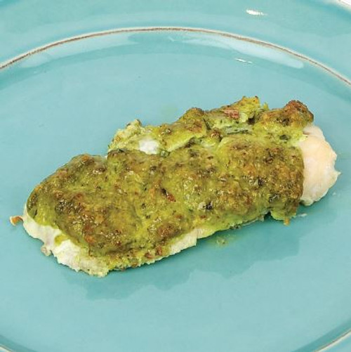 Baked Creamy Pesto Haddock Recipe And Comprehension Sheets: Pages 22-( Lv 1)
