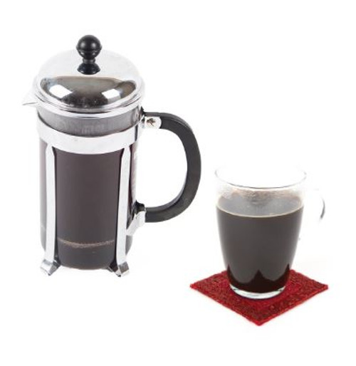 Black Coffee (French Pressed) Recipe And Comprehension Sheets: Pages 20