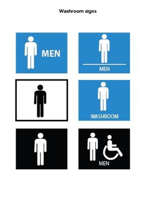Community Washroom Flashcards: Learning Washroom Skills:  PAGES 1