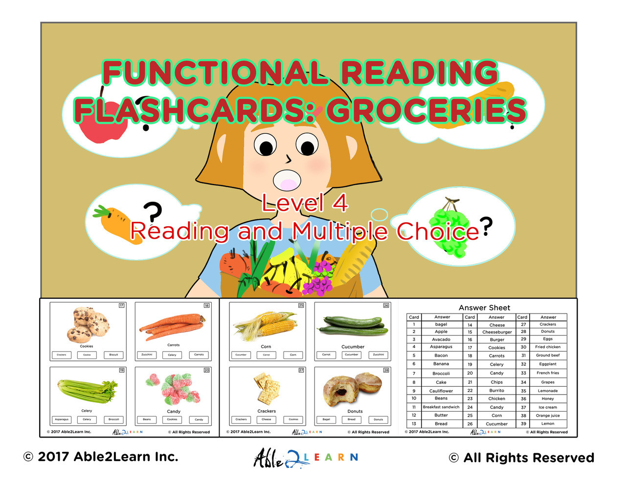 Life Skills Reading Grocery Flashcards Free Aba Resources life skills – Life Skills Worksheets Free