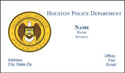 HPD Business Card #3