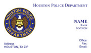 HPD Business Card #12