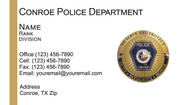 CPD Business Card #2