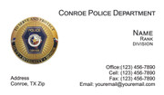 CPD Business Card #3