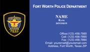 FWPD Business Card #4