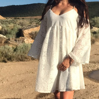 Boho Belle Lace Dress