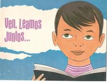 Ven, leamos juntos [Come, Let's Read Together]