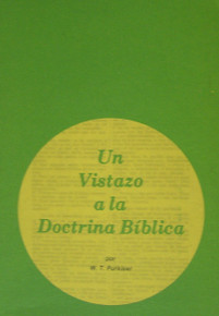 Vistazo a la doctrina bíblica